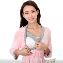 Maternity Pajamas Set ideal for Breastfeeding and through Pregnancy
