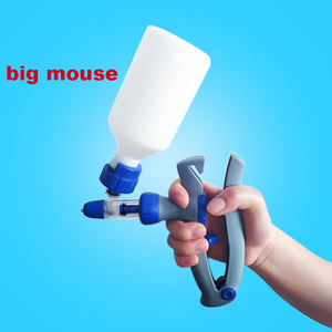 Image 5 - Syringe Veterinary Continuous Injector Vaccine Injection 2ml 5ml Poultry Antiepidemic Adjustable Automatic For Chicken Duck