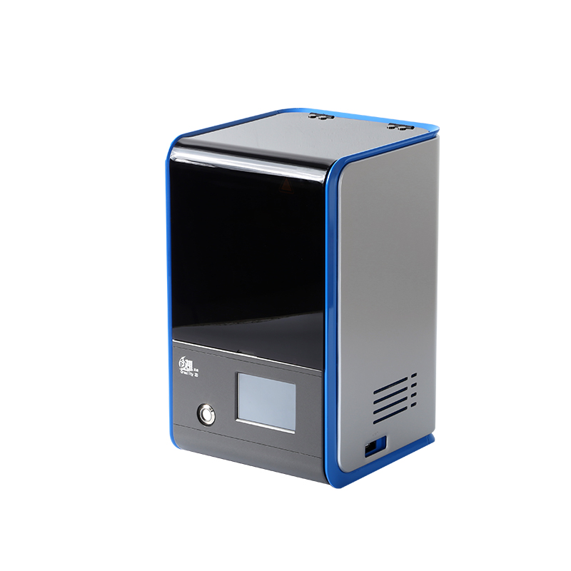 Light Curing LD-001 3D Printer 3.5 inch Touch Screen Full Color Off-line Print Impresora Resin for Jewelry,Dental CREALITY 3D цена