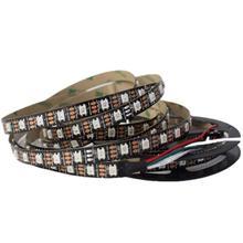 цена на 1m 2m 3m 4m 5m WS2812B WS2812 Led Strip,Individually Addressable Smart RGB Led Strip,Black/White PCB Waterproof IP30/65/67 DC5V