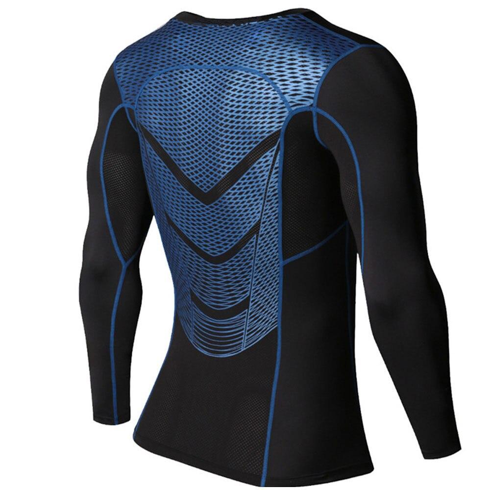Original Mens Mma Boxing Suits Long Sleeve T-shirt Compression Shirts Fitness Quick Dry Bodybuilding Pant Mma Boxeo Rashguard Sport Suit Boxing Jerseys Sports & Entertainment