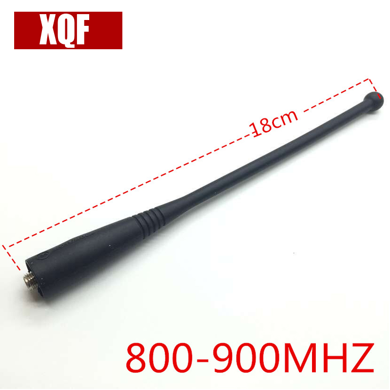 XQF UHF 800MHz Antenna For Motorola HT1000 MTS2000 MTX8000 MTX9000 XTS1500 XTS2500 Two Way Radio