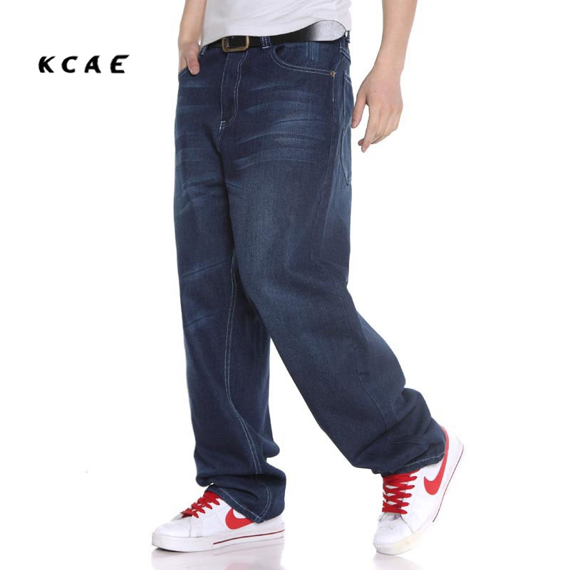 New Brand Men Hip Hop Jeans Skateboard Men Baggy Jeans Denim Hiphop Pants Casual Loose Jeans Rap 4 Seasons Trousers Oversized men hip hop jeans pants fashion skateboard baggy denim jeans casual man white biker vaqueros hombre masculina pantalones