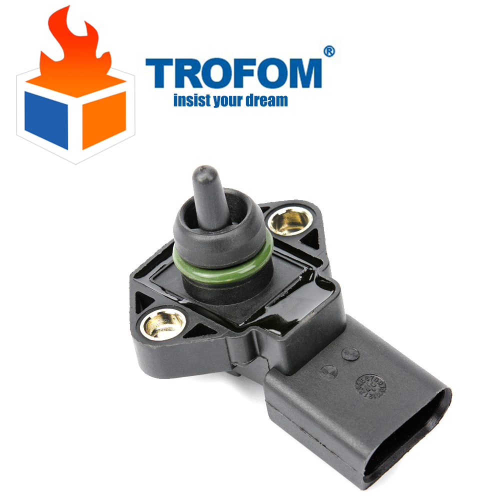 US $6 96 20% OFF|2 5 BAR Manifold Absolute Pressure MAP Sensor For AUDI A2  A3 A4 A6 TT 1 2 1 4 1 8 T 1 9 2 5 TDI 038906051 062906051 0281002177-in