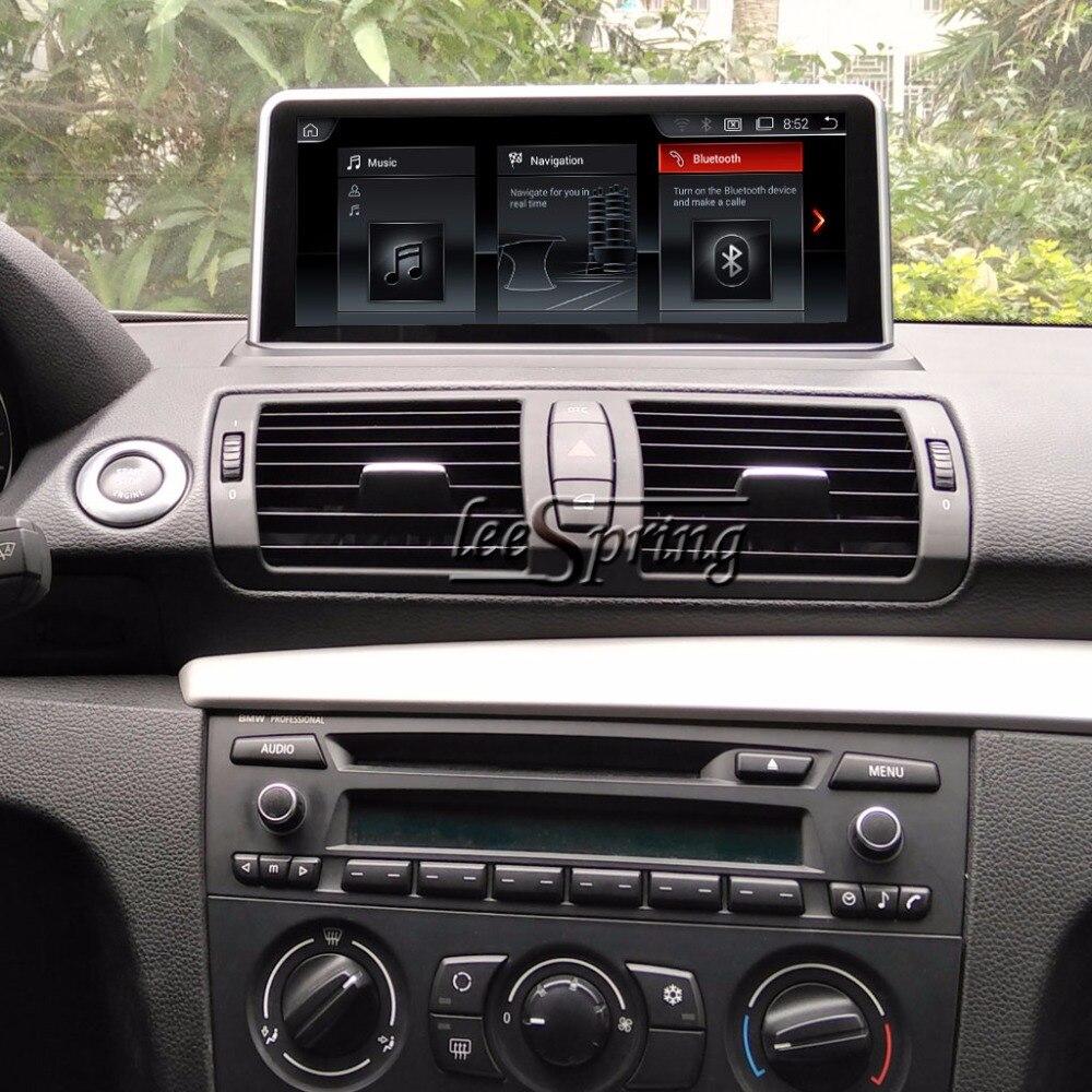 original car screen to upgrade multimedia player for bmw 1. Black Bedroom Furniture Sets. Home Design Ideas