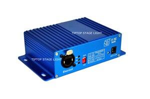 Image 5 - TIPTOP TP D16 ArtNet DMX4/8 المرحلة ضوء ArtNet/DMX ثنائية الاتجاه محول تصميم جديد 4 أنثى DMX موصل ARM المعالج