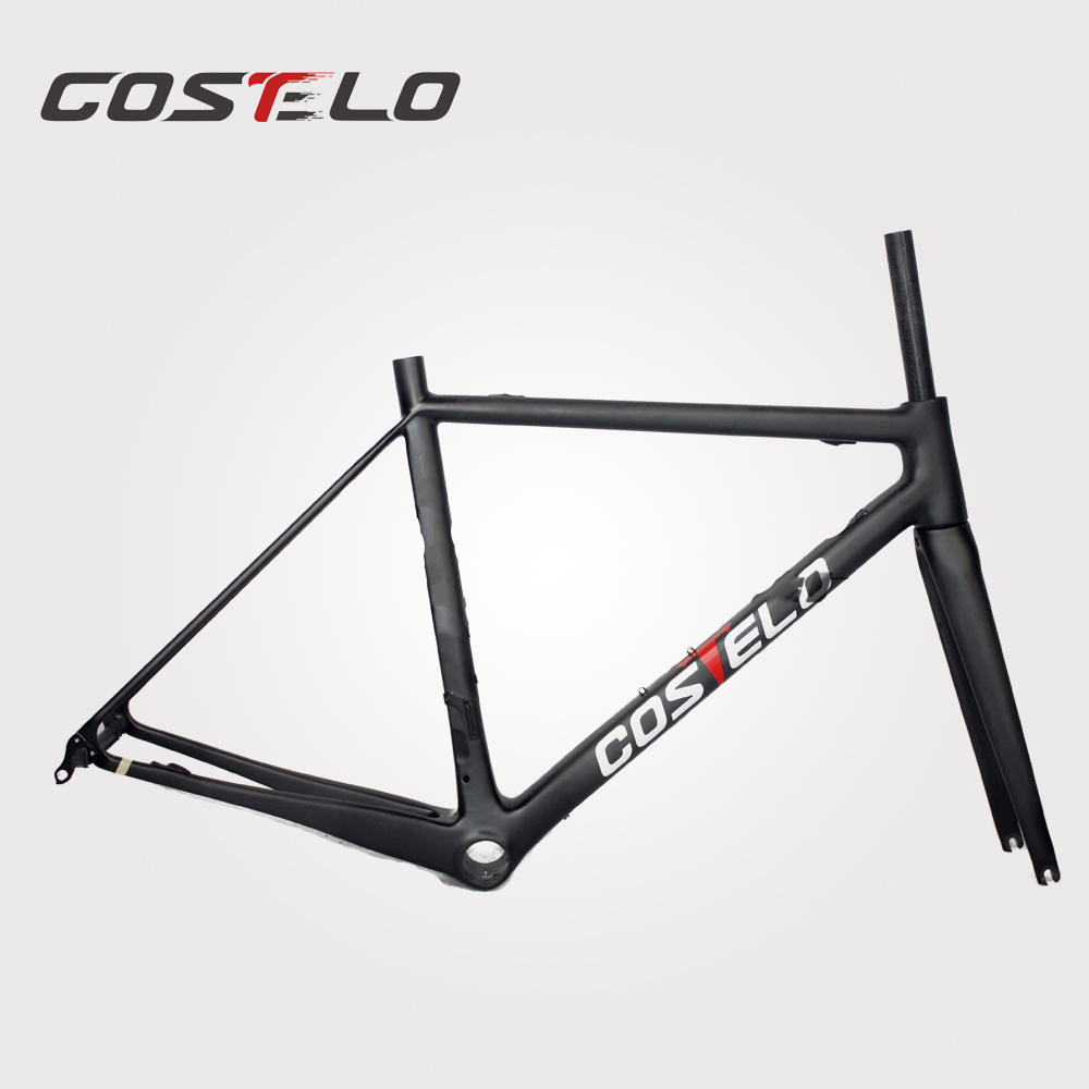 5 discount off costelo r5 road bicycle frameforkheadsetseatpost matt