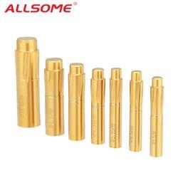 ALSLOME 5,5-11,43 мм 6 флейт спиральный расширитель кнопка спуска камера спиральная машина развертка HT2363-2369