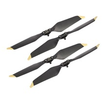 2 Pairs 8331 Low-Noise Quick-Release Replacement Blade Props Propeller for DJI Mavic Pro Platinum Drone RC Accessories Parts 4 pairs dji original mavic 2 low noise propellers for mavic 2 pro mavic 2 zoom 8743 quick release propeller