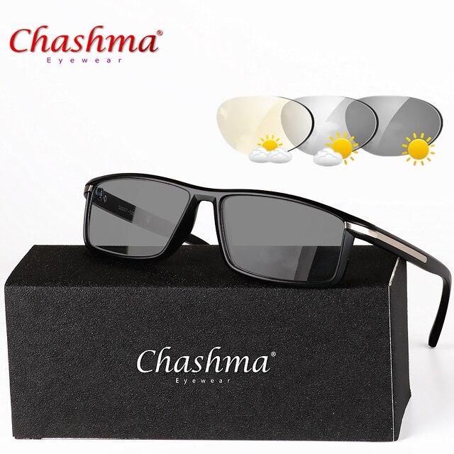 Дизайнерские фотохромные очки для чтения мужские очки пресбиопии солнцезащитные очки обесцвечивание с диоптриями 1,0 1,25 1,50 1,75 2,0 2,50