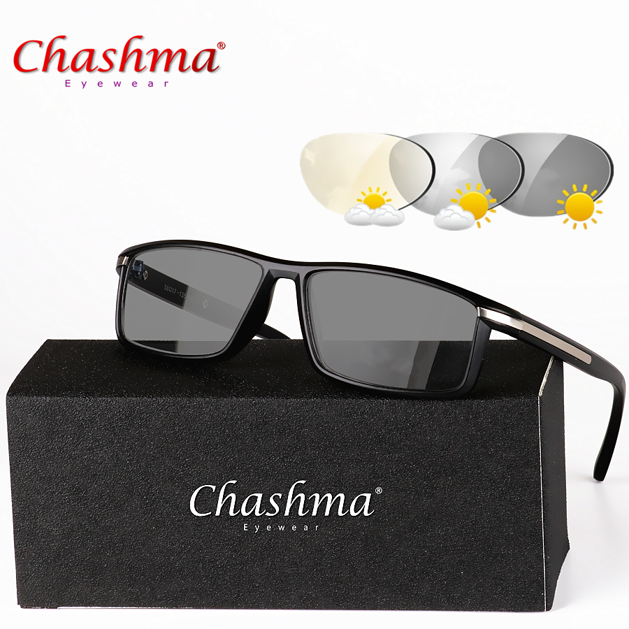 Design Reading Glasses Men Presbyopia Eyeglasses Sunglasses Discoloration With