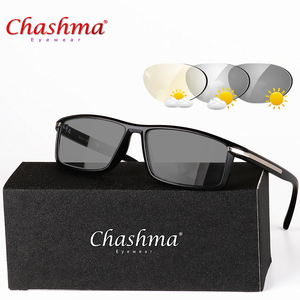 Image 1 - Design Photochromic Reading Glasses Men Presbyopia Eyeglasses sunglasses discoloration with diopters 1.0 1.25 1.50 1.75 2.0 2.50