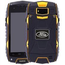 """Guophone v11 ip68 mtk6582 4,0 """"quad kern dual sim karten 8mp 8 gb rom + 1 gb ram 3g ursprüngliche wasserdichte outdoor smartphone"""