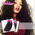 8A Mongolian Kinky Curly Virgin Hair 3 Bundles Mongolian Kinky Curly Hair Mongolian Afro Kinky Curly Virgin Human Hair Extension