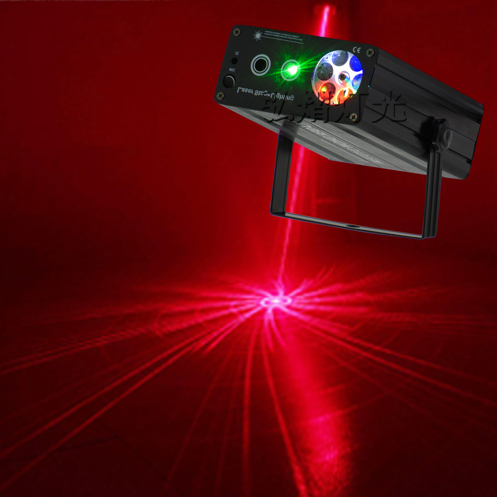 Mini LED 2in1 Laser Disco Stage Light Party Pattern Lighting Projector Show Laser Projector Lights Home Party Christmas Light ishow laser light controller stage laser projector 3 0 latest show light console new laser light show software