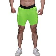 Защитный Хип Pad Мягкий регби Футбол шорты футбольного вратаря EVA утолщаются натуральный латекс губка Сноубординг Kneepad брюки