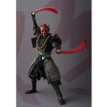 Star Wars The Force Awakens Samurai Sohei Darth Maul Action Figure Toy Collectible Model Doll Gift в г бабенко небольшая книга о совах