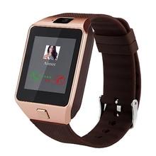 Продажа Dz09 Smart-watch сим-карта Bluetooth Smart Watch спортивные мужские Для женщин камеры SmartWatch для IOS iPhone Android Xiaomi Huawei Samsung