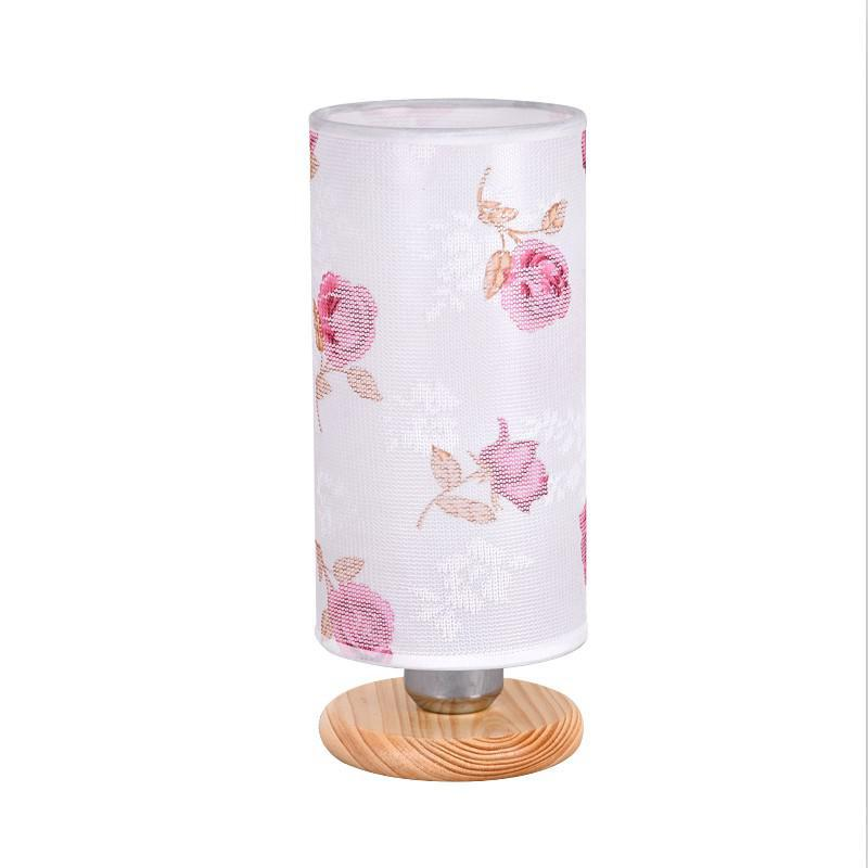 Wooden Key Switch Table Lamp Lamparas De Mesa Desk Lamp Linen lampshade Lighting Decorative Night Light For Living Room botimi wooden table lamp with fabric lampshade bedside desk lights lamparas de mesa book lamps deco luminaria reading lighting