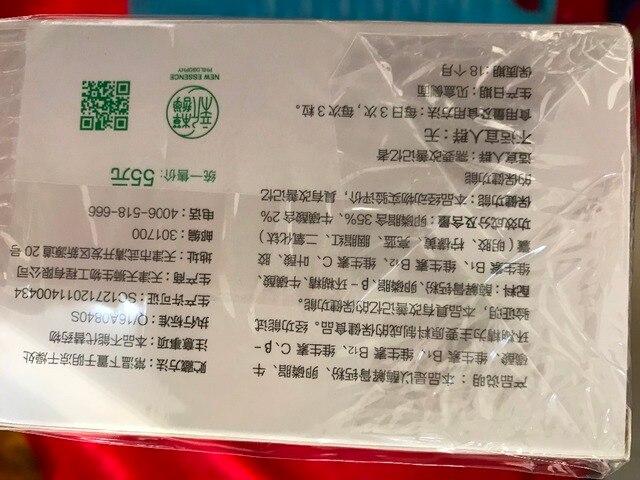 Tiens10 Dozen Super Calcium Met Lecithine 0.4G * 18 Stuks/Doos Tiens