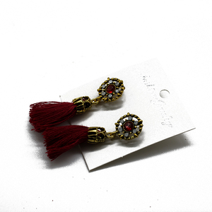 Bohemian Style Drop Earrings Made in China Vintage Elements Women Girls Various Apparel Accessories Gift Classic