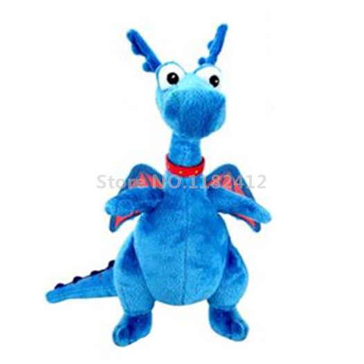 Us 10 5 Doc Mcstuffins Mini Cute Stuffy Blue Dragon Plush Toy Stuffed Animals 22cm Baby Kids Toys For Children Gifts On Aliexpress Com Alibaba