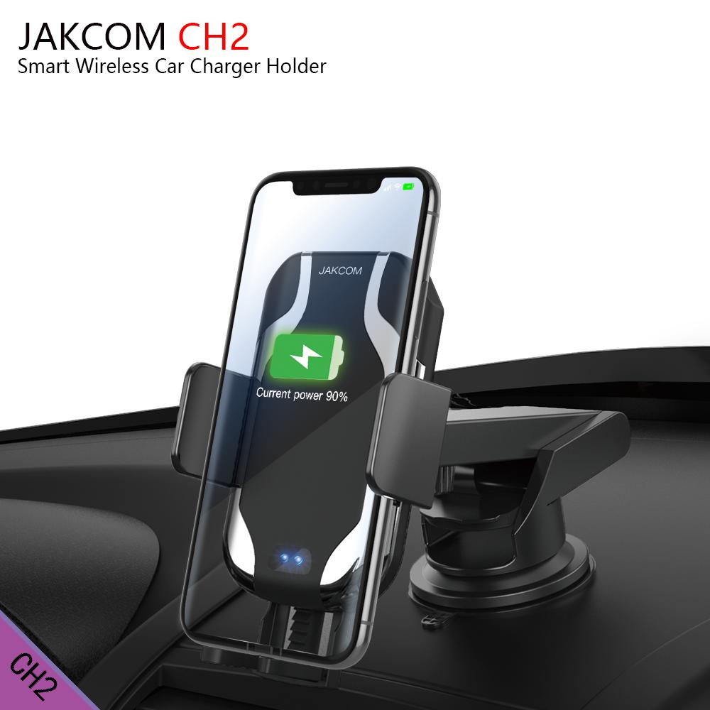 JAKCOM CH2 Smart Wireless Car Charger Holder Hot sale in Chargers as usb battery charger vtt electrique puissant data show