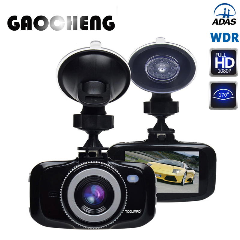 ФОТО 2016 New ALCOR Car Camera Full HD 1080P 2.7 Car DVR Recorder 170 degree Car Dvrs Parking monitor G-Sensor ADAS Dash cam