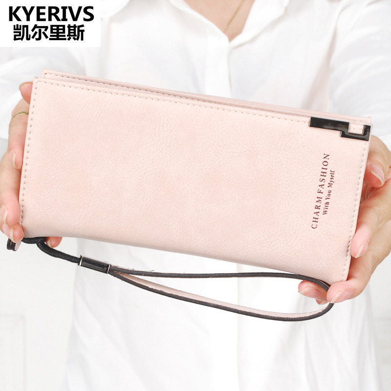 Brand Women Wallet Zipper 2017 New Brand Quality PU Leather Wallet Women Fashion Coin Purse Phone Card Holder Long Purse Female dollar price women cute cat small wallet zipper wallet brand designed pu leather women coin purse female wallet card holder