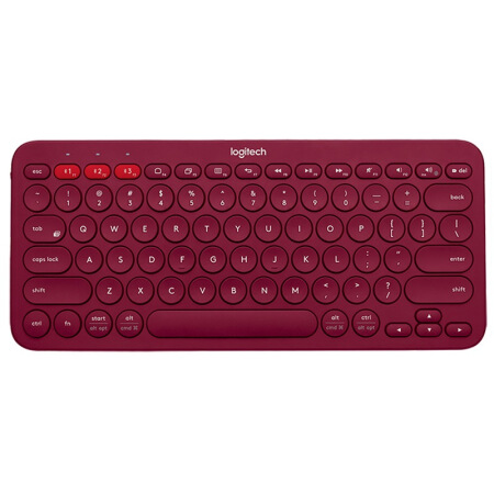 Logitech K380 Multi device Bluetooth Keyboard IPAD Keyboard Phone Keyboard Computer Keyboard Lightweight
