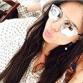 2016Mix Viento venta Caliente Diseñador de la Marca de gafas de sol Ojo de Gato Hembra Viento Mezcla de Alta Calidad de las mujeres gafas de sol gafas de sol para el envío libre