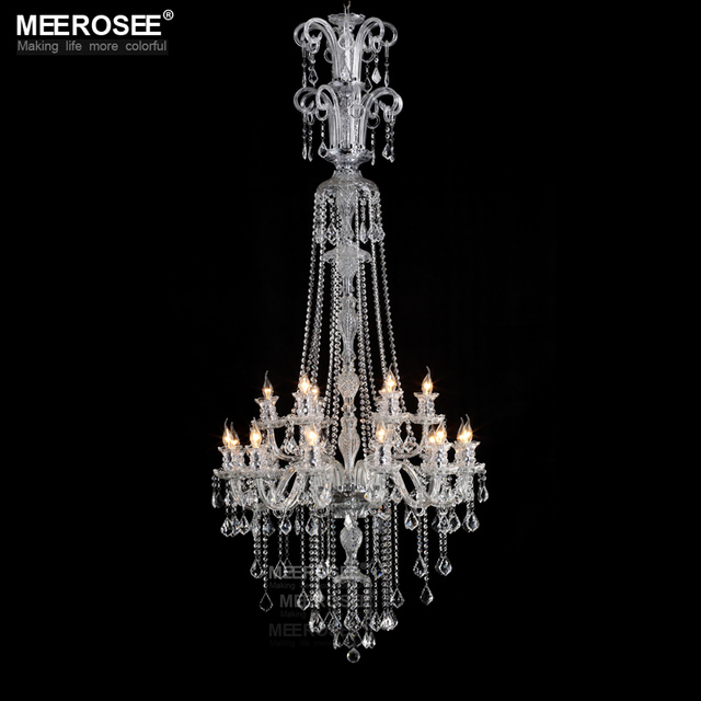 contemporary glass lighting. Contemporary Clear Crystal Chandelier Lights Galaxy Long Cristal Suspension Lamp Glass Lighting Fixture 100% Guaranteed