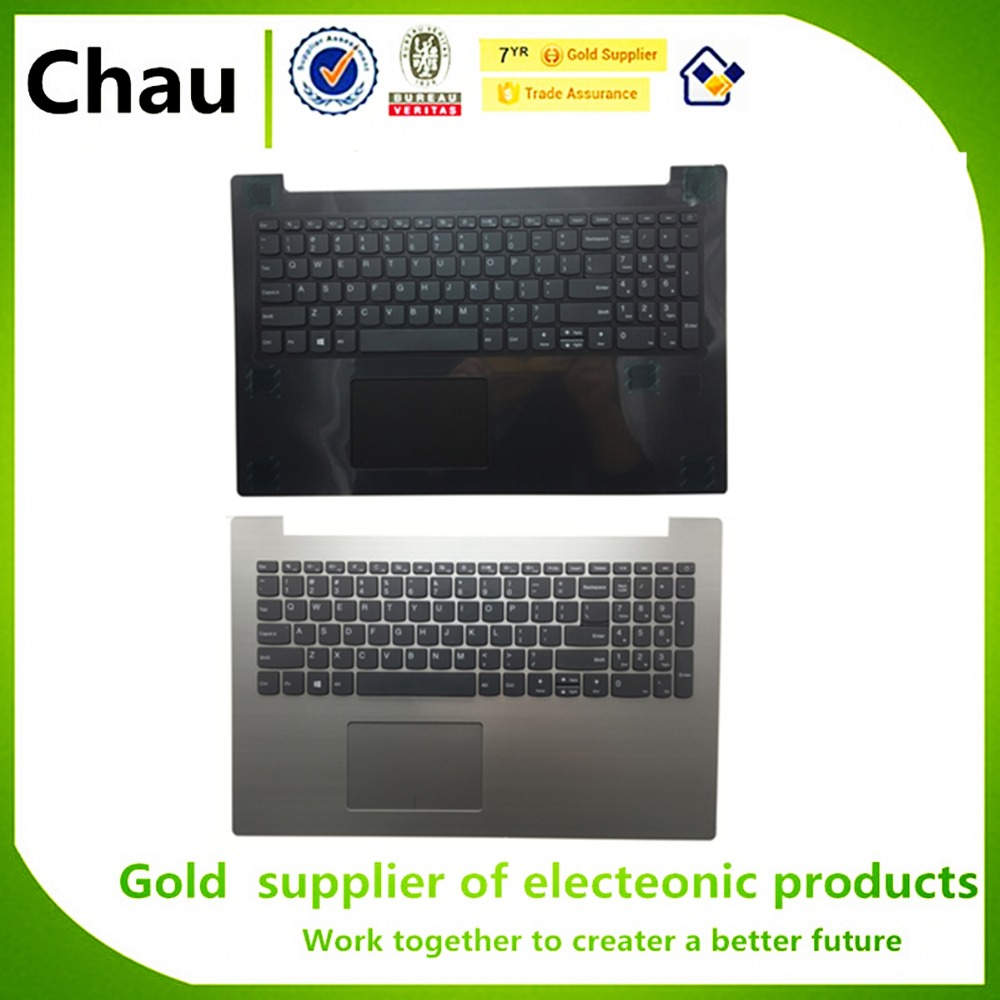 New For Lenovo IdeaPad 320 15 320 15IAP 320 15AST 320 15IKB US keyboard Upper Case
