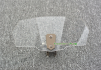 Airflow Adjustable Windscreen Wind Deflector Transparent Variable Spoiler Blade For BMW R 1200 GS K1200R S