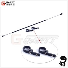 (3 Pieces/Lot) GARTT450 Plastic V2 steering gear hang 100%  Align Trex 450 RC Helicopter Big Sale