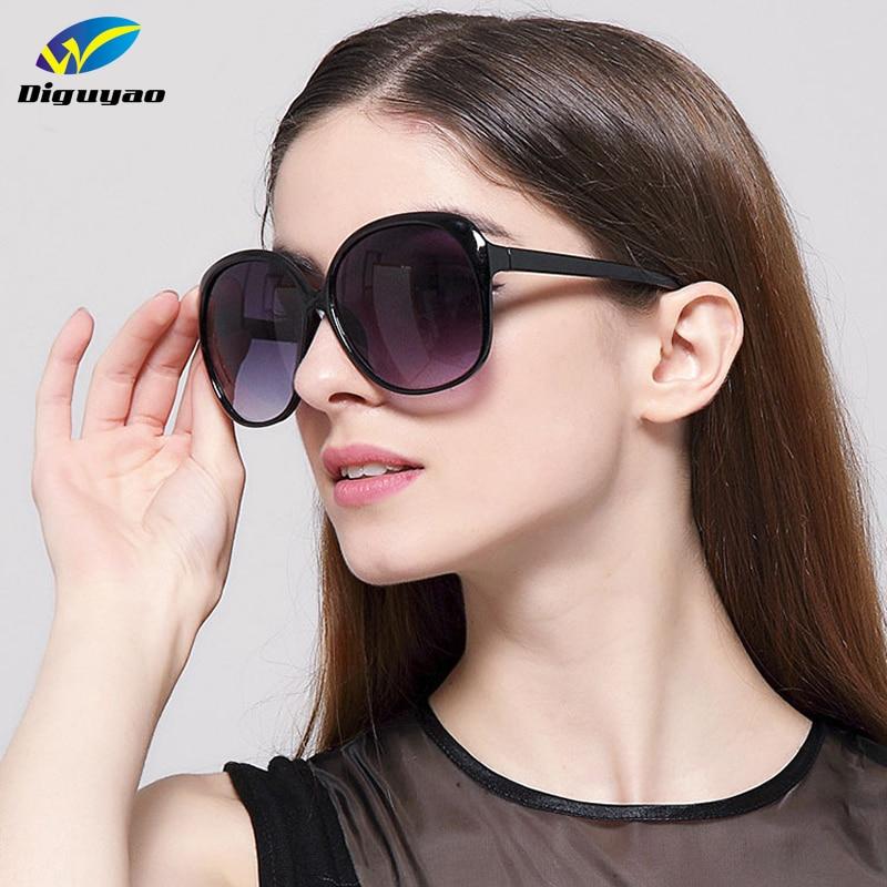 oculos دي سول feminino 2018 نظارات المرأة خمر أزياء كبير الإطار مرآة النظارات الشمسية الرجال شقة
