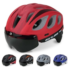 gub M6 PC lenses cycling goggles lens helmet mountain road bike evade kask cap ultralight protective