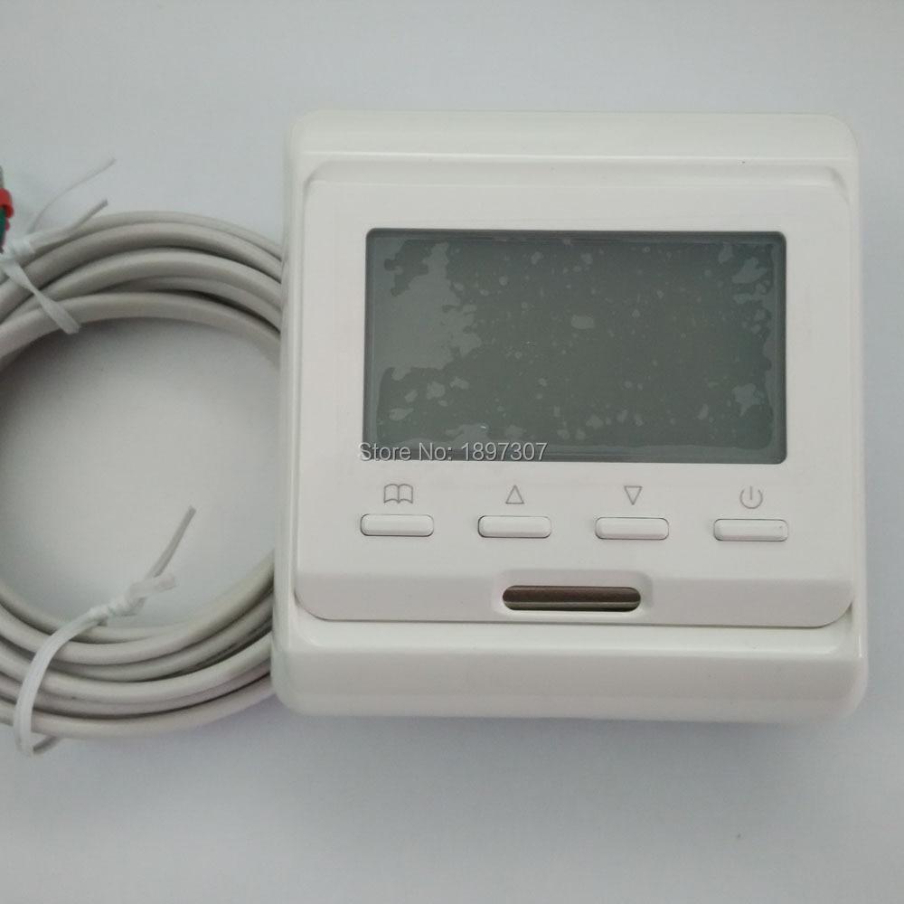 M6.716 230 V AC 16A ŠVOK savaitinis programavimas Grindų šildymas - Matavimo prietaisai - Nuotrauka 3