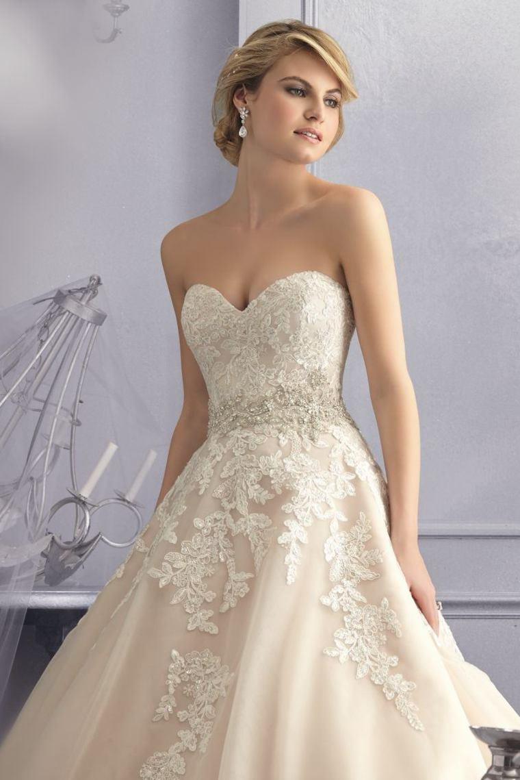 Vestidos De Novia 2015 Stock New Style Ivory/white...