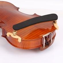 High Quality Violin Shoulder Rest Support 4/4 3/4 String Adjustable Maple Violin Shoulder Rest For Violins WT-032 Hot Sales