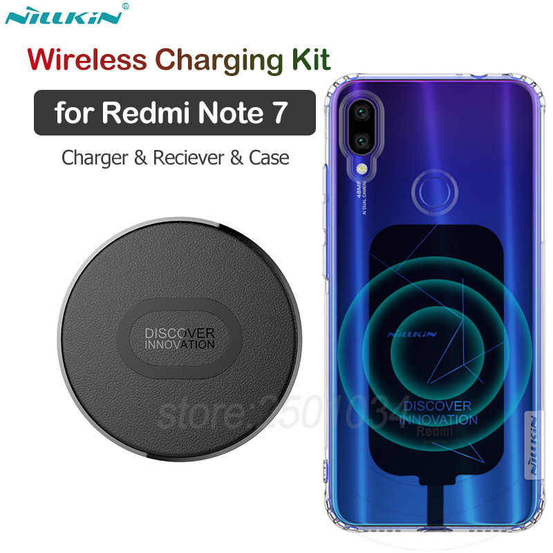 Hot Deal #d513e Nillkin For Xiaomi Redmi Note 7 Qi