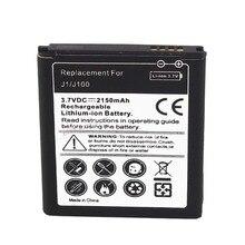2150 мАч для Samsung Galaxy J1/J100 мобильный телефон сменный Аккумулятор Batteria высокое качество