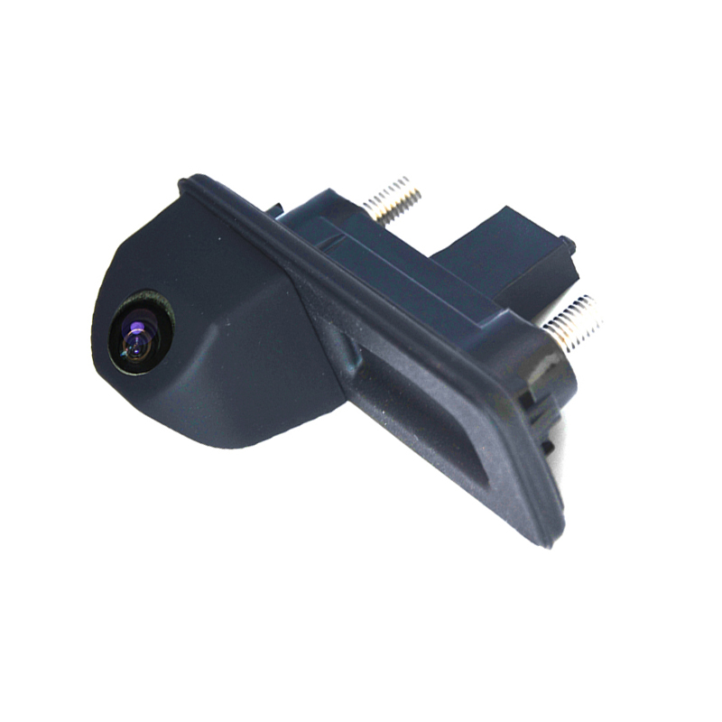 1280*720P MCCD Super image car rear view Camera for Skoda Roomster Fabia Octavia Yeti superb for Audi A1 trunk handle camera-in Vehicle Camera from Automobiles & Motorcycles on AliExpress - 11.11_Double 11_Singles' Day 1