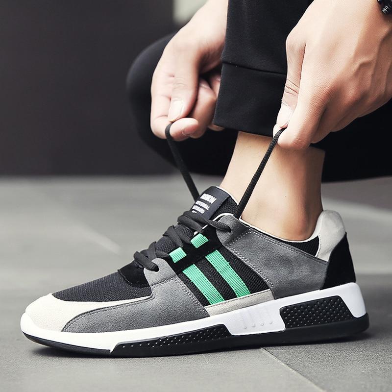 Chaussures Vulcaniser Black Running Formateurs Shoes green Baskets green Blanc With Hommes D'hiver Noir Et Avec Fur Papa Shoes De Fur black Chunky Maille Fourrure Sneakers wEF45