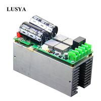 Lusya 1700W HIFI High Power IRFP4227 IRS2092 Class D Mono Digital power amplifier board Stage power amplifier board