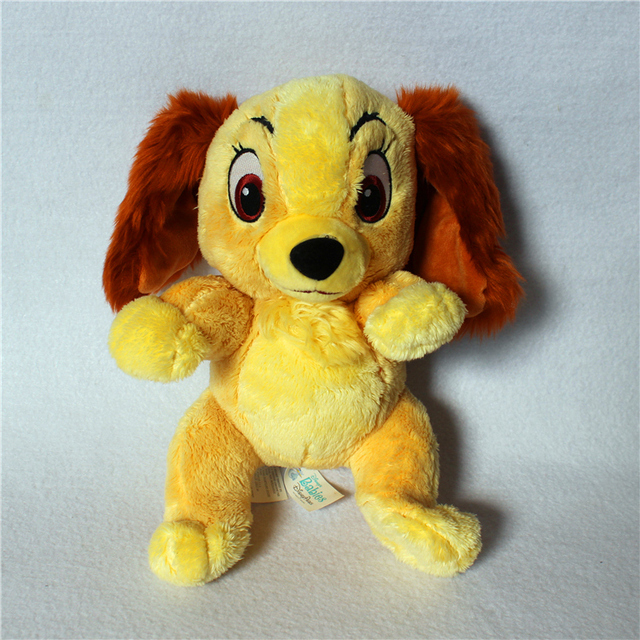 Aliexpress.com : Buy 25cm Lady and the Tramp Lady Dog Cute Soft ...