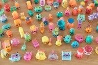 2017 vendita calda regalo di natale giocattoli di gomma 50-100 pz trasmetta da casuale best regalo per il negozio per bambini