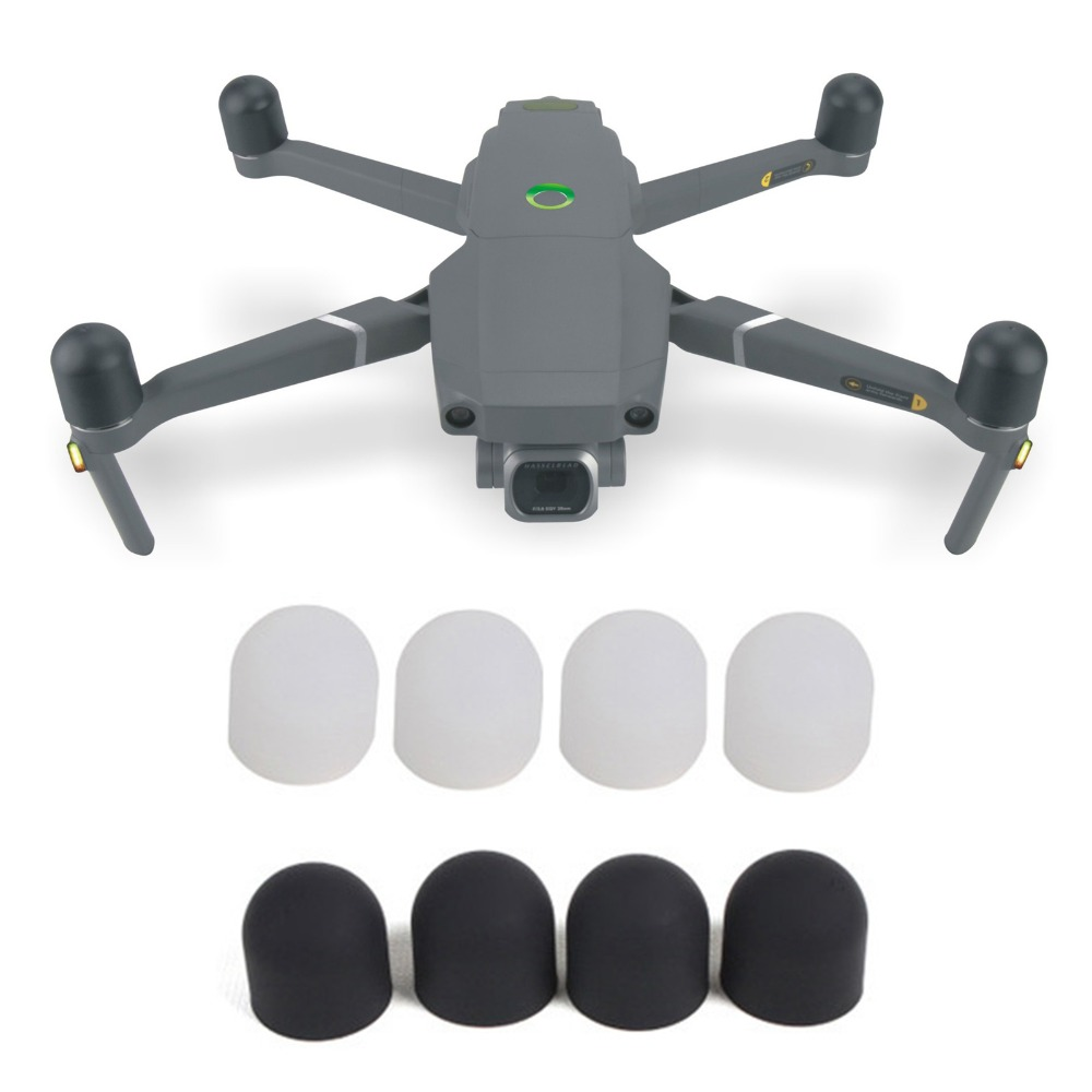 XBERSTAR 4PCS Protective Dust-proof Case Cover Guard Cap For DJI MAVIC 2 Pro/ Zoom Drone Protector Plastic Motor Accessories