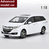 1:18 scale advanced HONDA ODYSSEY alloy car toy,diecast metal model toy vehicle,high quality collection model free shipping