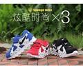 2016 venda quente crianças meninas e meninos esportes sapatos moda tênis de corrida respirável sapatos confortáveis sapatos ao ar livre